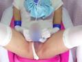 アダルト動画: うわ!!またすごい射精!!どんどん過激になるコスプレ女装子のアナニー大量噴射トコロテン!!